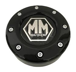 Mayhem Wheels C1080502b 81232090f 2 Gloss Black Wheel