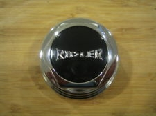 Ridler 675 5 Spoke Chrome Wheel Rim Snap In Center Cap C10675