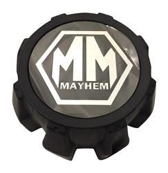 Mayhem Wheels C1080204b C1080204c Black Wheel Center Cap